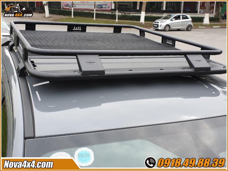 Lời khuyên mua baga mui dành cho xe bán tải Ford Ranger BT50 Dmax Triton Colorado Hilux Navara ở Sài Gòn