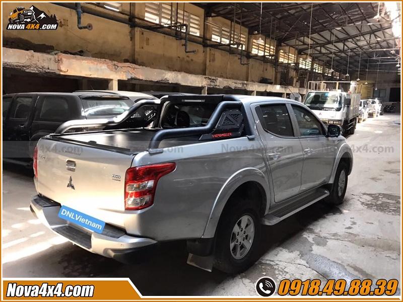 Chuyên gắn thanh thể thao Hamer dành cho xe Bán tải hàng nhập Thailand