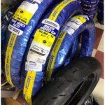 Tại TP.HCM, Shop 199 chuyên kinh doanh lốp Michelin GP cho xe với giá hợp lý.
