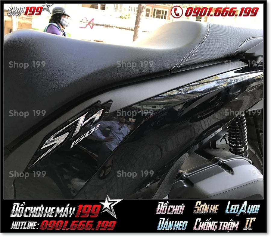 Photo độ nẹp hông ốp sườn cho xe Honda SH 125 150 2018 2019 2020 giá rẻ ở TP Hồ Chí Minh