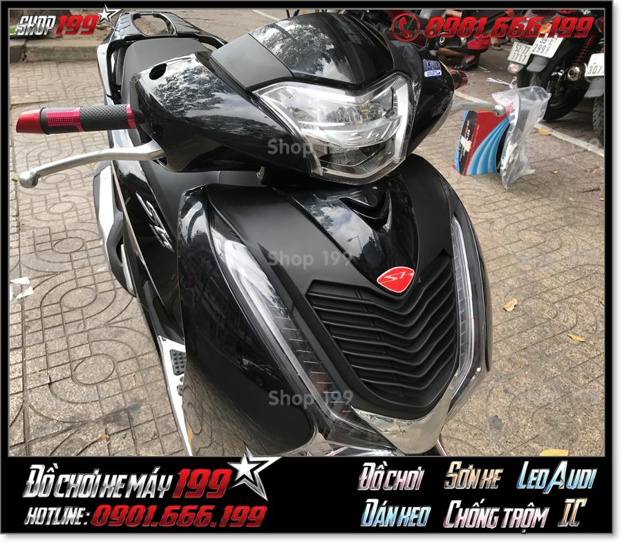 Image of xe Honda SH 2018 2019 2020 150i/125i thay mặt nạ kiểng cao cấp, phụ tùng giá rẻ trang trí xe đẹp ở HCM