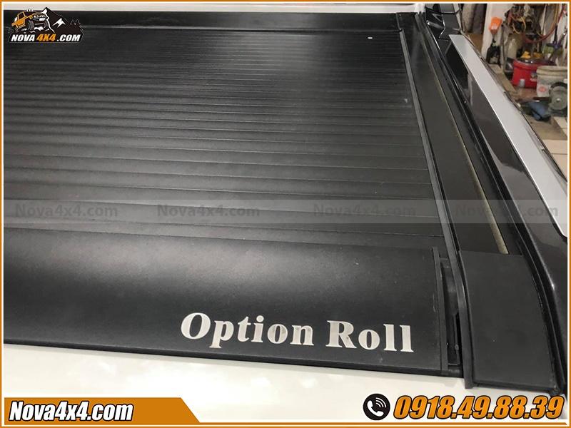 Hướng dẫn nắp thùng cuộn Option Roll Xe bán tải hiệu quả tại cửa hàng Nova4x4