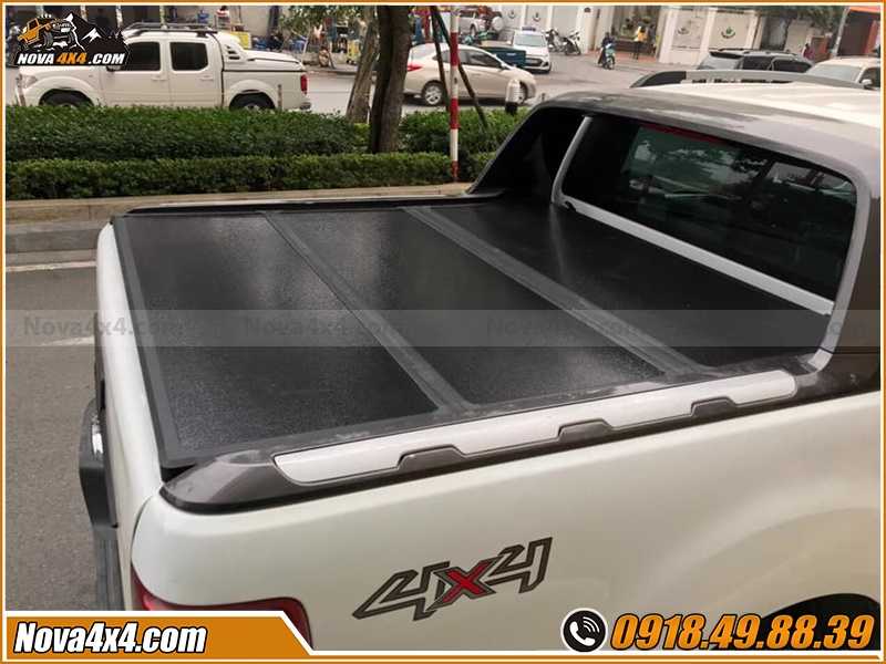 Gắn nắp thùng Xe bán tải BT50 Dmax Ford Ranger Hilux Triton Navara Colorado có lợi ích gì?